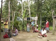 ルフ州地方村落自立開発支援プロジェクト