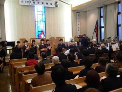 日曜日の礼拝