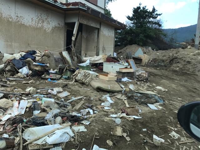 九州北部豪雨災害被災地支援
