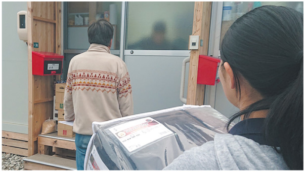 広島県呉市での災害被災地支援活動報告